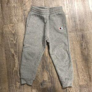 Boys Champion sweatpants